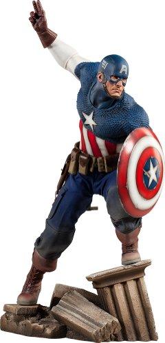 マーベル スケールプレミアムフィギュア キャプテン・アメリカ