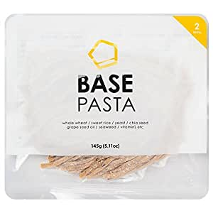 完全栄養パスタ BASE PASTA (フィットチーネ(平打麺)145g 単品)