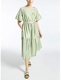 (マックスマーラ) MaxMara Women`s Cotton poplin dress 女性のコットンポプリンドレス(並行輸入品)