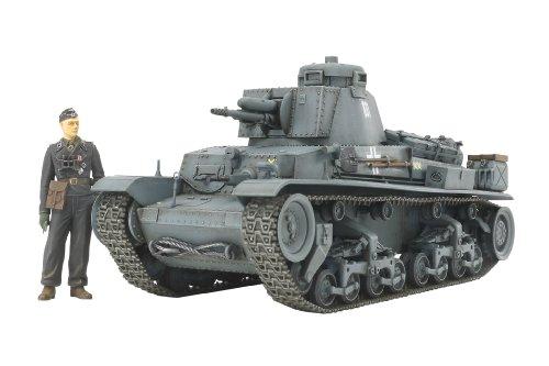 スケール限定シリーズ 1/35 ドイツ 軽戦車 35(t)