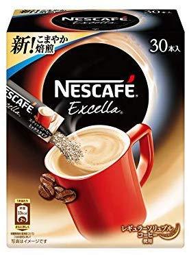 ネスカフェ エクセラ 30本入