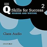 Q: Skills for Success: Level 2: Reading & Writing Class Audio CD (x2)