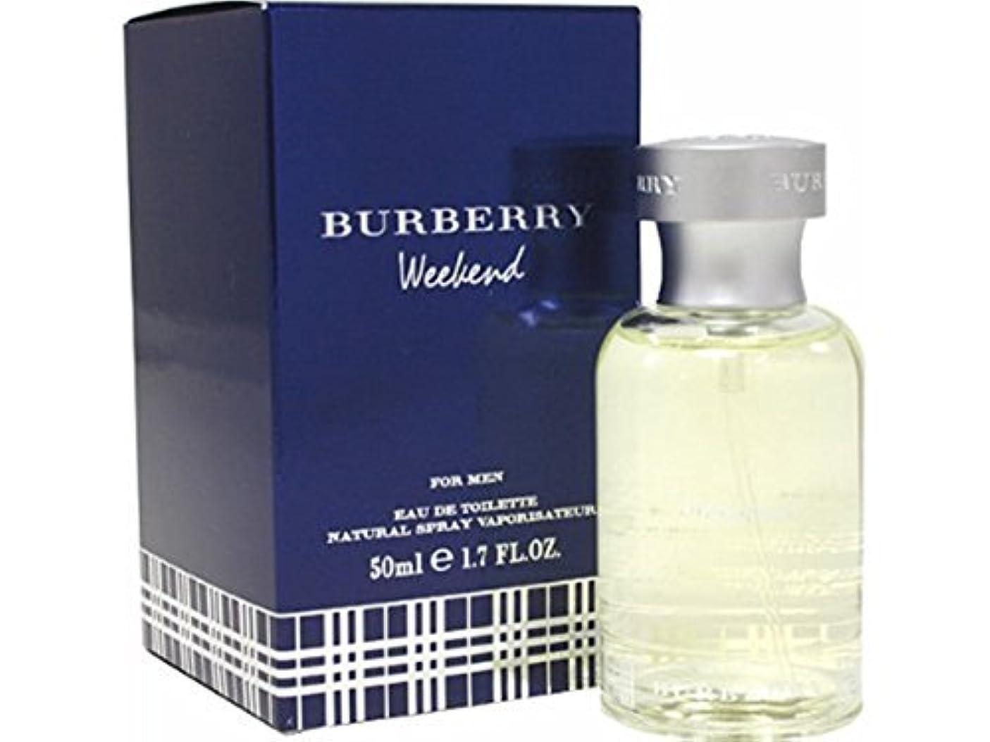 長いです和最大のバーバリー 香水 ウィークエンド フォーメン EDT SP 50ml 【並行輸入品】