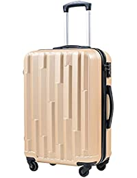 MEMOFA [メモファ] スーツケース ファスナータイプ キャリーケース キャリーバック TSAロック 軽量 機内持込 大型