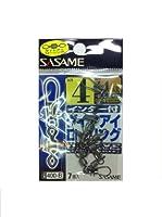 ささめ針(SASAME) 400-B インター付ダイヤアイローリング 4