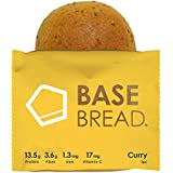 BASE BREAD ベースブレッド カレー 完全食 完全栄養食 食物繊維 16袋