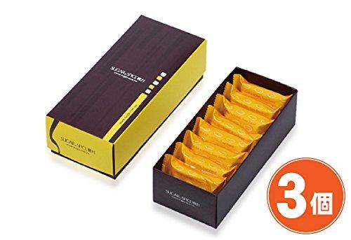 《糖村》芝士鳳梨酥(チーズパイナップルケーキ)8入/箱 ×3...