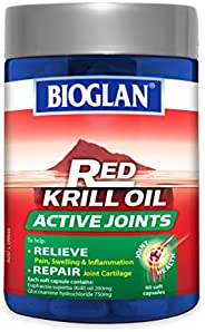 Bioglan Red Krill Oil Active Joints Capsules