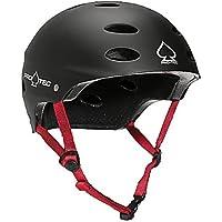 プロテック ヘルメット ACE SKATE マットラバーブラック S
