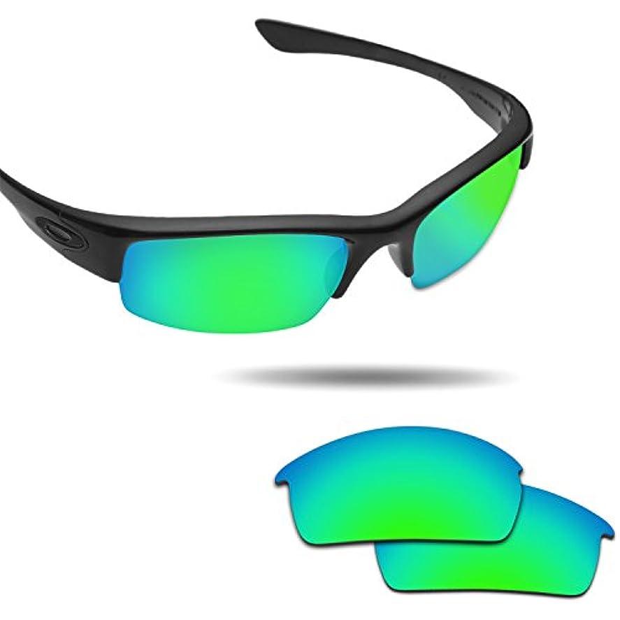 憧れアウトドア動揺させるFiskr 塩水防止 Oakley Bottlecap交換用レンズ 偏光レンズ ?マルチオプション型