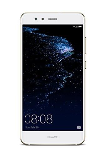 Huawei 5.2型 P10 lite SIMフリースマートフォン パールホワイト 【日本正規代理店品】 P10 lite/WAS-LX2J/Pearl White