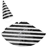 【ノーブランド品】 6色 12個 パーティーのお祝い 帽子 子供たち 大人 誕生日の帽子 パーティーの装飾