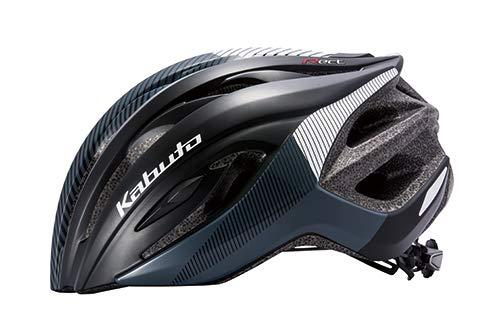 OGK KABUTO(オージーケーカブト) ヘルメット RECT (レクト) G-1マットブラック サイズ: M/L B07GC71777 1枚目