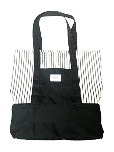 [해외]토트 백 경량 대용량 보온 보냉 가능한 신발 수납 어머니 가방 여행용/Tote bag Light weight large capacity heat insulation cool available shoe storage Mothers bag Travel