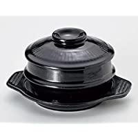 陶雅 韓国鍋 チゲ鍋12cm蓋付 チゲ鍋12cm身 ※直火OK 輸入食器
