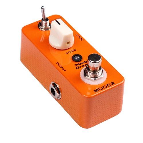 【国内正規品】 Mooer ムーアー Micro Series フェイザー  Ninety Orange