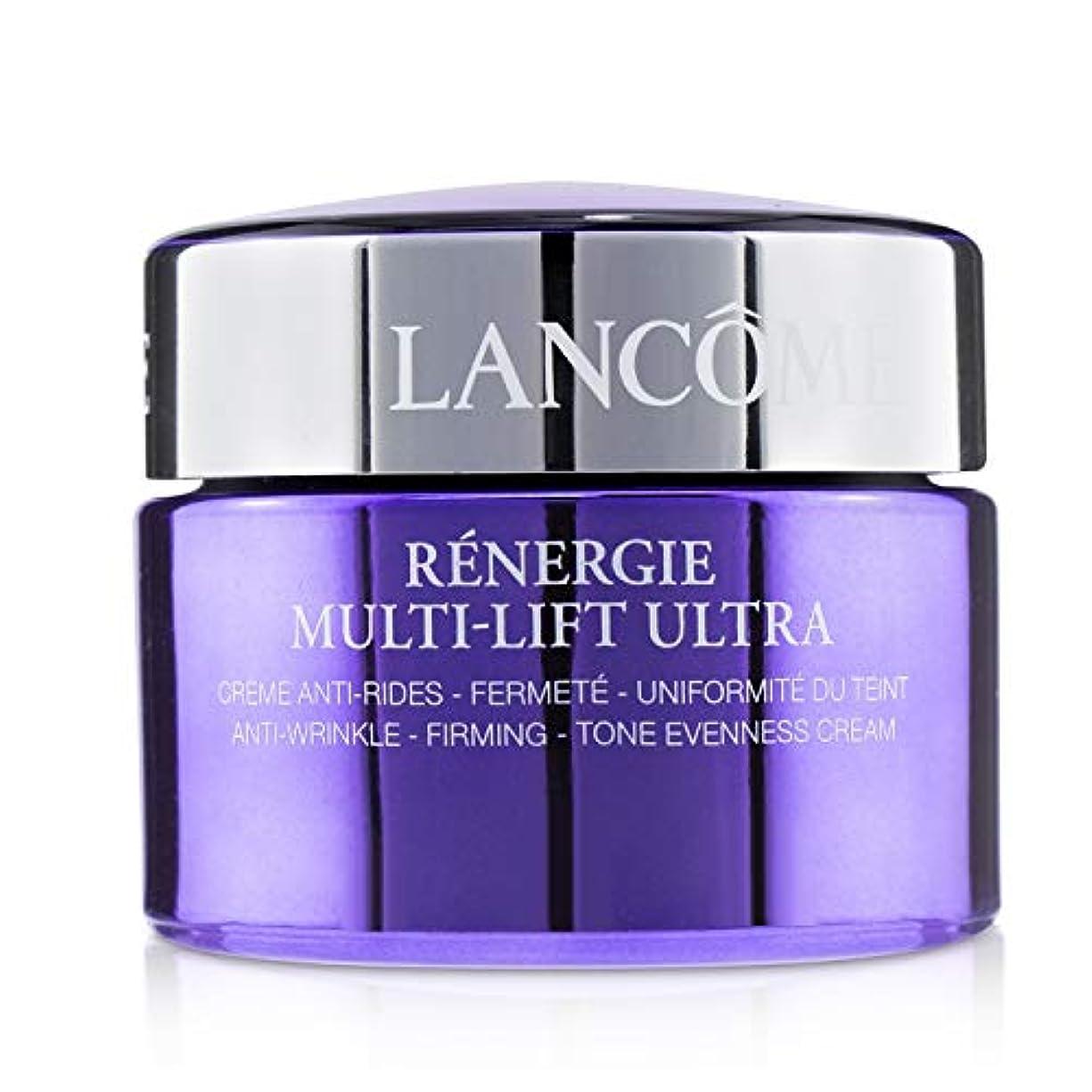 気球耐えるシャーロットブロンテランコム Renergie Multi-Lift Ultra Anti-Wrinkle, Firming & Tone Evenness Cream 50ml/1.7oz並行輸入品
