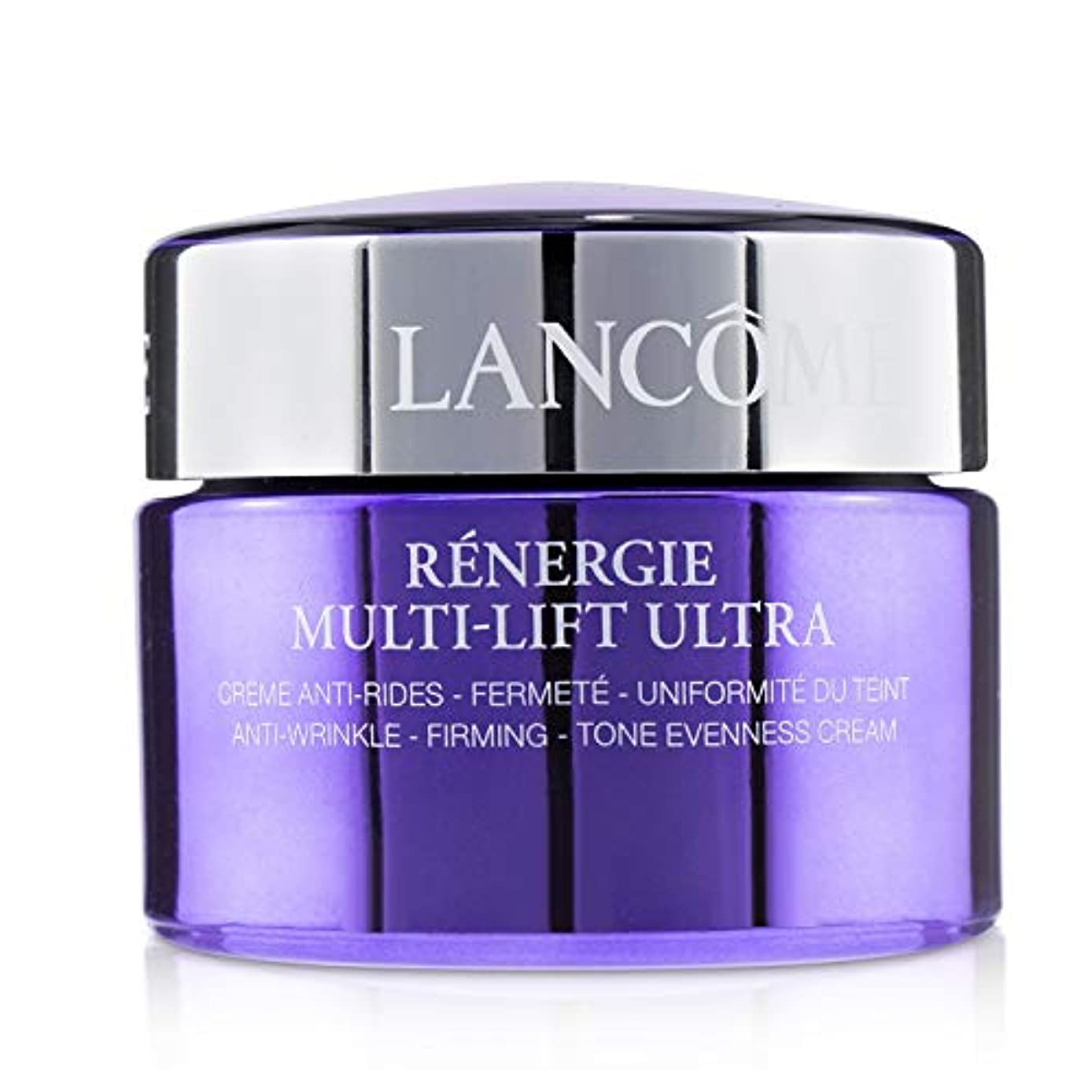 記者パイプライン懐疑論ランコム Renergie Multi-Lift Ultra Anti-Wrinkle, Firming & Tone Evenness Cream 50ml/1.7oz並行輸入品