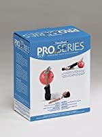 Hygienic/Theraband 23025 PRO Series SCP Exercise Ball for Body Height 5'1-5'6 55cm Diameter Red (Pack of 10) [並行輸入品]