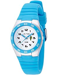 [カクタス]CACTUS キッズ腕時計 ライト付 CAC-75-M03 ボーイズ 【正規輸入品】