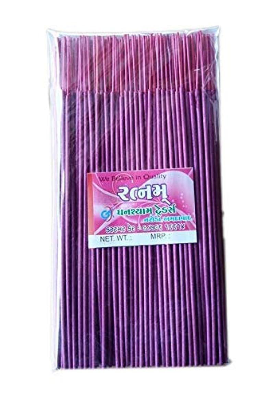 従者プロポーショナルお尻Divyam Ratnam Incense Stick/Agarbatti -Pink (500 GM. Pack)