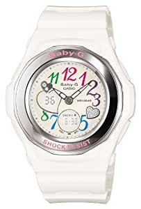 [カシオ]CASIO 腕時計 Baby-G ベビージー Gemmy Dial Series BGA-101-7BJF レディース