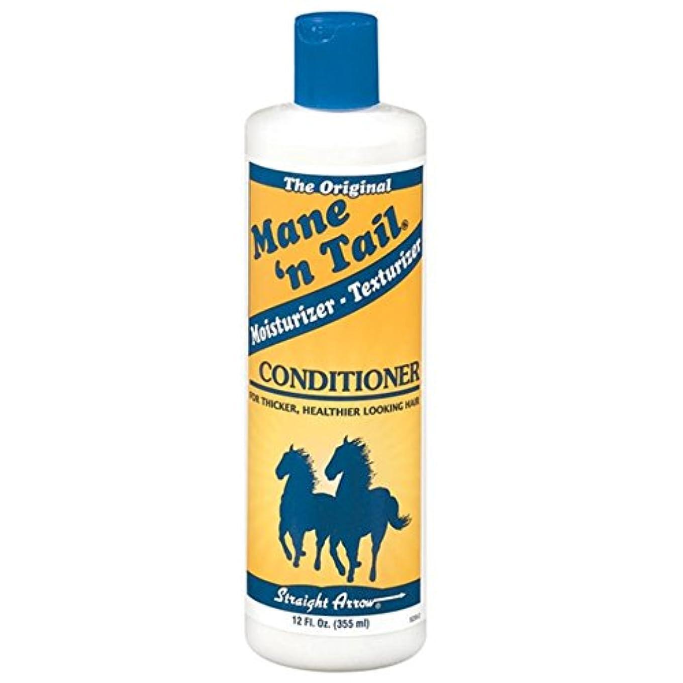油プレミア素敵なMane 'n Tail Mane 'n Tail Conditioner 355ml (Pack of 6) - たてがみ「尾のたてがみ」尾コンディショナー355ミリリットル x6 [並行輸入品]
