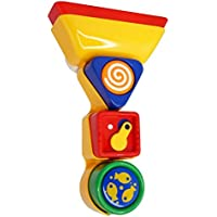 Tolo Bathtime Pour and Spin Shape Sorter Toy [並行輸入品]