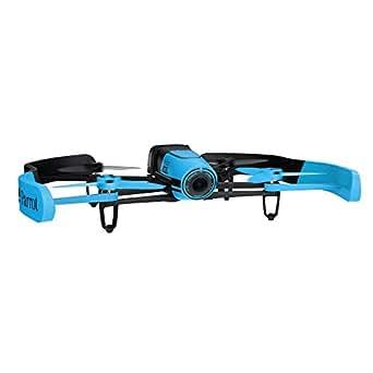 【国内正規品】Parrot ドローン Bebop Drone 1400万画素魚眼 8GB 内部フラッシュメモリー MIMO WIFI ブルー PF722041
