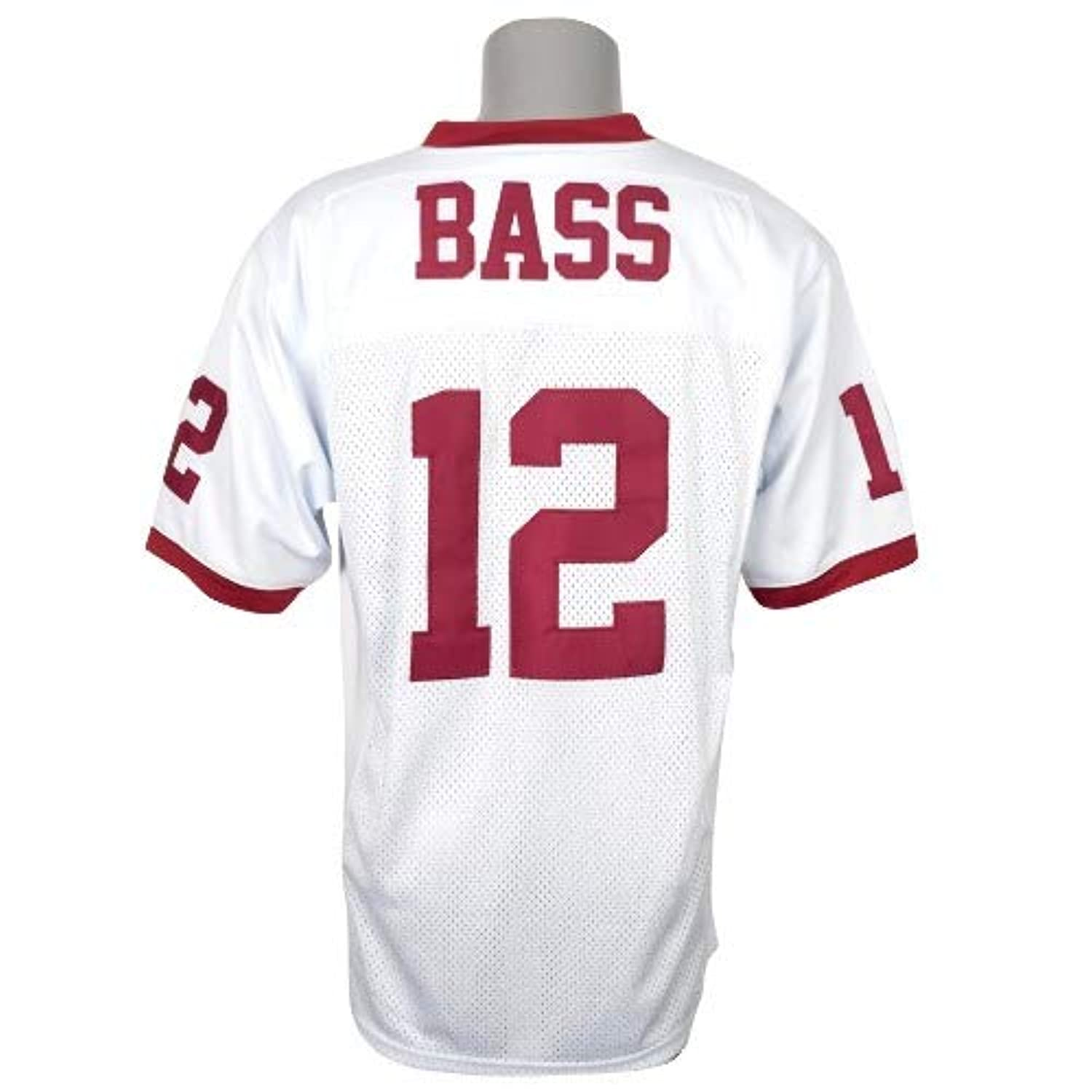 NFL Remember the Titans/T.C. Williams Titans Ronnie Bass #12 映画タイタンを忘れない 劇中ユニフォーム (ホワイト)