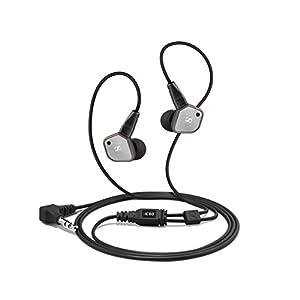 ゼンハイザー カナル型イヤホン 耳かけ式/低音域調整機能 IE 80【国内正規品】