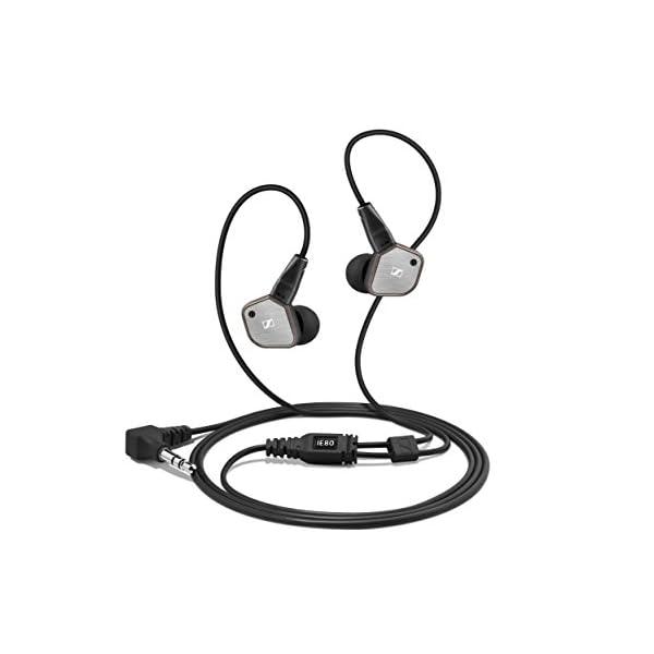ゼンハイザー カナル型イヤホン 耳かけ式/低音域...の商品画像