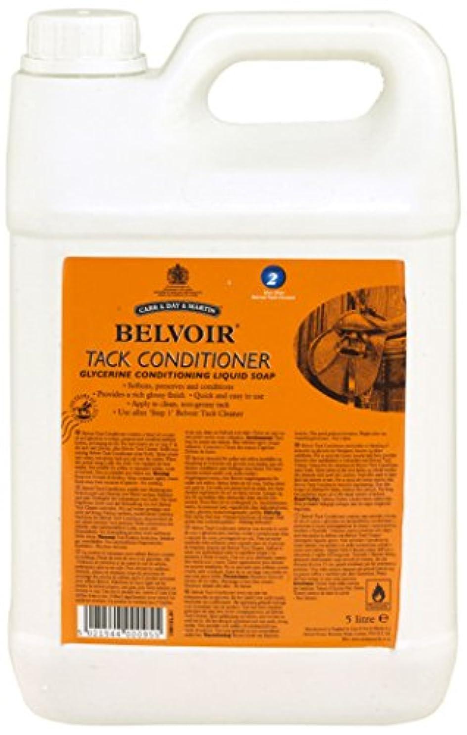 場所グリル反逆Carr & Day & Martin Belvoir Tack Conditioner ( 5l )