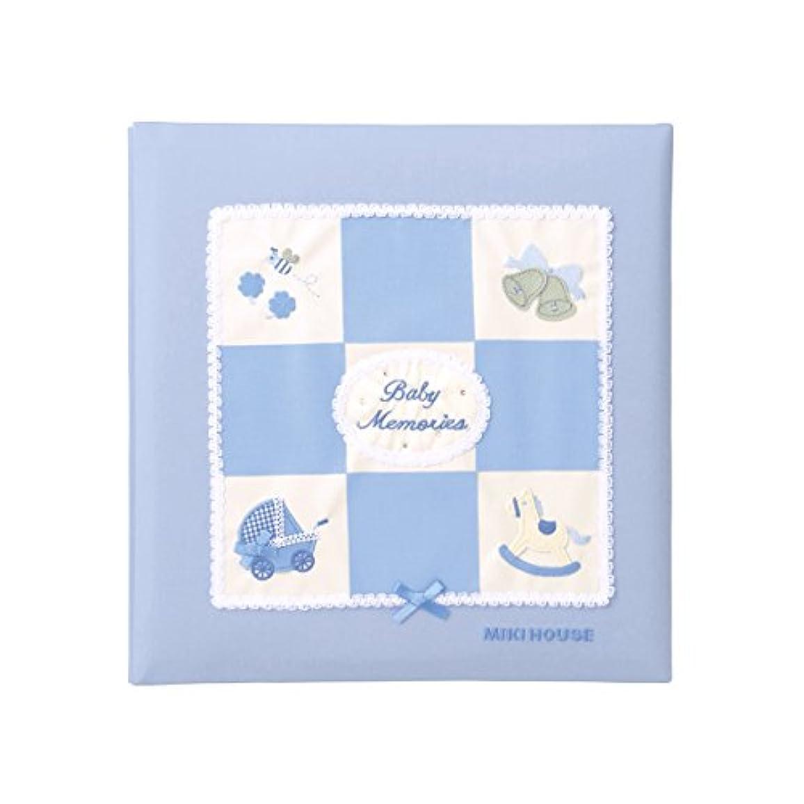お別れ引き渡すだらしないミキハウス (MIKIHOUSE) アルバム 46-1250-783 - ブルー