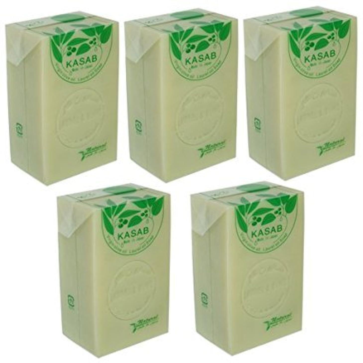 研究所最小ハイジャックカサブ石鹸5個セット