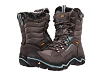 Keen(キーン) レディース 女性用 シューズ 靴 ブーツ ハイキングブーツ Durand Polar - Magnet/Mineral Blue 7 B - Medium [並行輸入品]