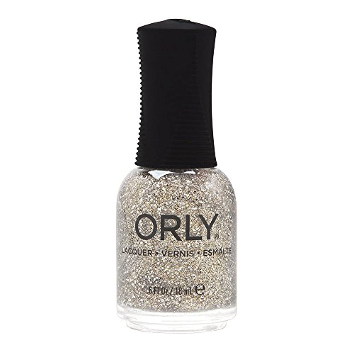 ハーネスカニ同情的Orly Nail Lacquer - Halo - 0.6oz / 18ml