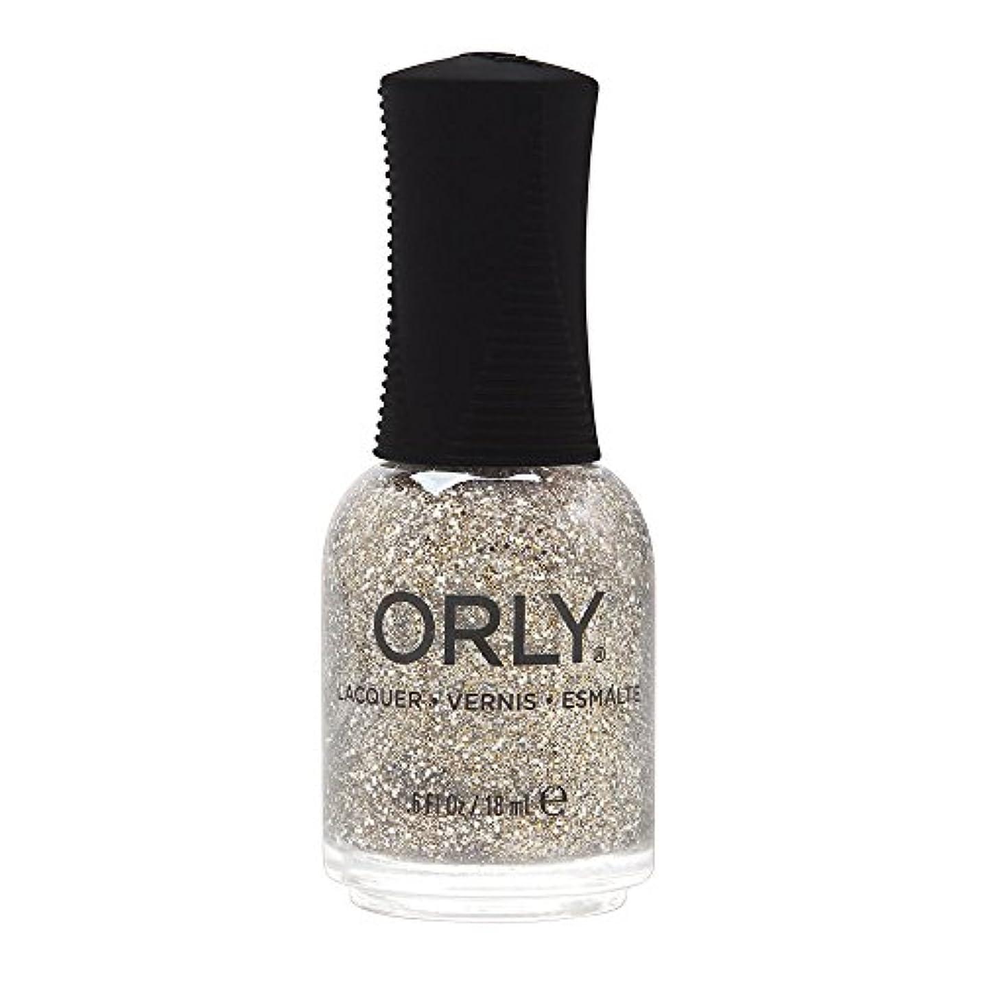ふけるボイド線Orly Nail Lacquer - Halo - 0.6oz / 18ml