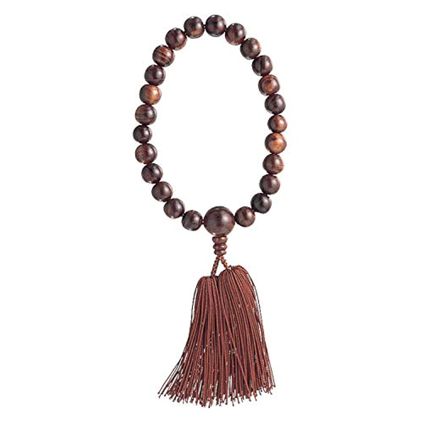 ディスクに変わる初期の念珠紳士用 栴檀