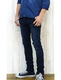 (ヌーディージーンズ)Nudie Jeans TUBE TOM チューブトム スリム ストレート ジーンズ ORG. BLACK CARBON 39161-1083