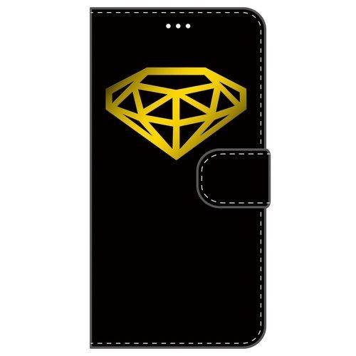 iPhone8 iPhone7 手帳型ケース 【EG】 黒/...