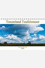Traumland Teufelsmoor (Tischkalender 2020 DIN A5 quer): Atemberaubende Fotos aus dem Teufelsmoor bei Bremen (Monatskalender, 14 Seiten ) カレンダー