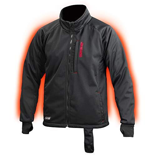 コミネ KOMINE バイク エレクトリックインナー ジャケット アウター12V 電熱 発熱 防寒 Black/L 08-106 EK-106