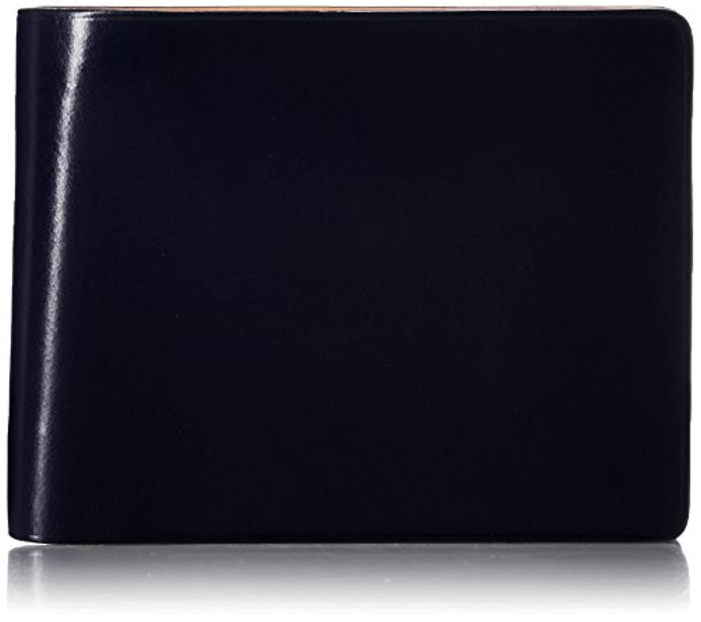 [イルブセット] Il Bussetto 2つ折り小銭付き財布
