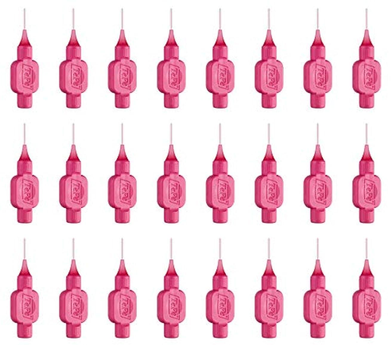 アラームそれぞれフラスコテペ 歯間ブラシ ID ピンク 8本入 3袋 (0.4)