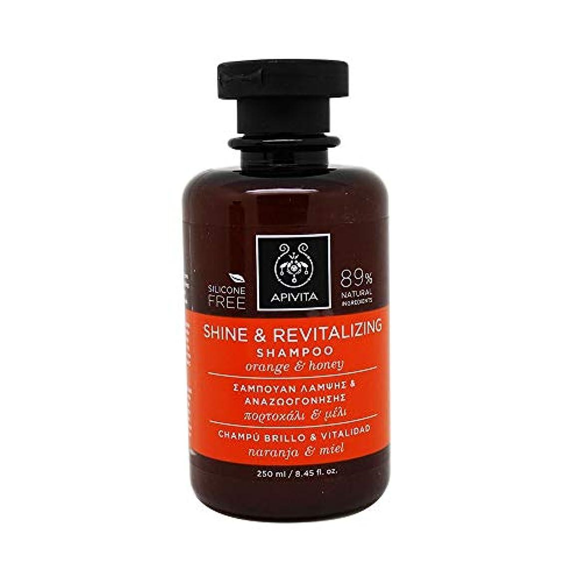 行う分散米ドルアピヴィータ Shine & Revitalizing Shampoo with Orange & Honey (For All Hair Types) 250ml [並行輸入品]