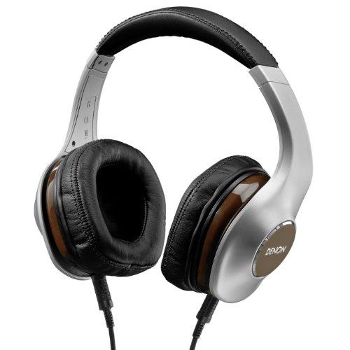 DENON MUSIC MANIAC 密閉型オーバーヘッドヘッドホン リケーブル/ハイレゾ音源対応 ブラック AH-D7100