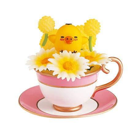 リラックマ Flower Tea Cup [3.かわいいお花...