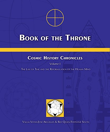 Book of the Throne: Cosmic History Chronicles Volume I (English Edition)