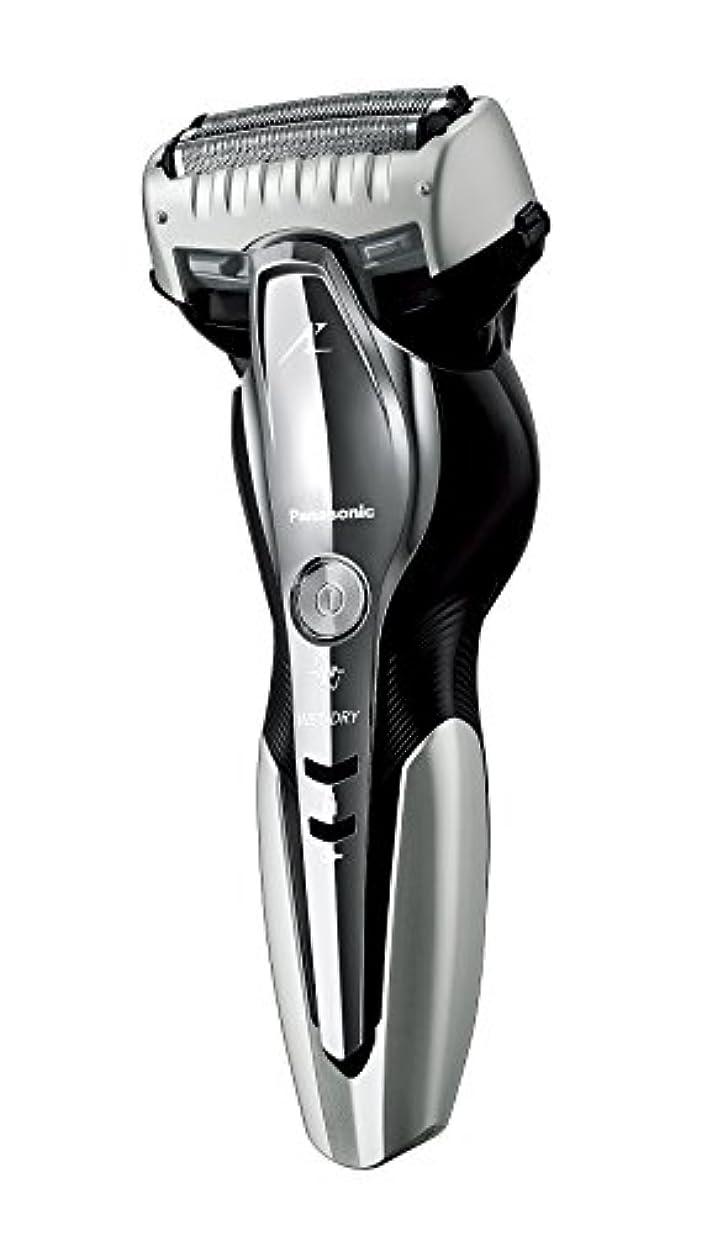 分布伝染性修復パナソニック ラムダッシュ メンズシェーバー 3枚刃 お風呂剃り可 シルバー調 ES-ST6N-S